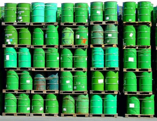 Crude Oil Should Bottom At $48 Per Barrel