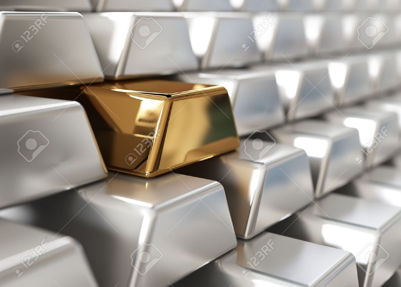 Gold: We Do Not See It Trading At $1,350