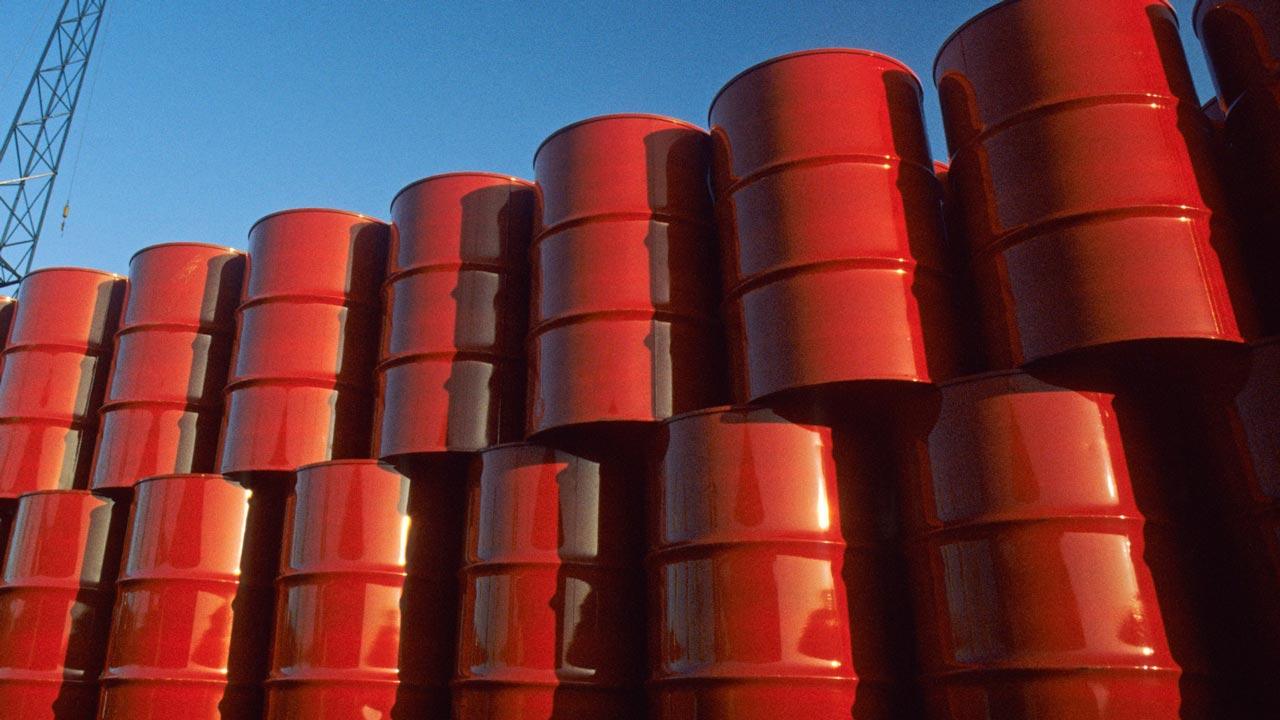 Algo Alert: WTI Crude Is Headed For A Major Correction